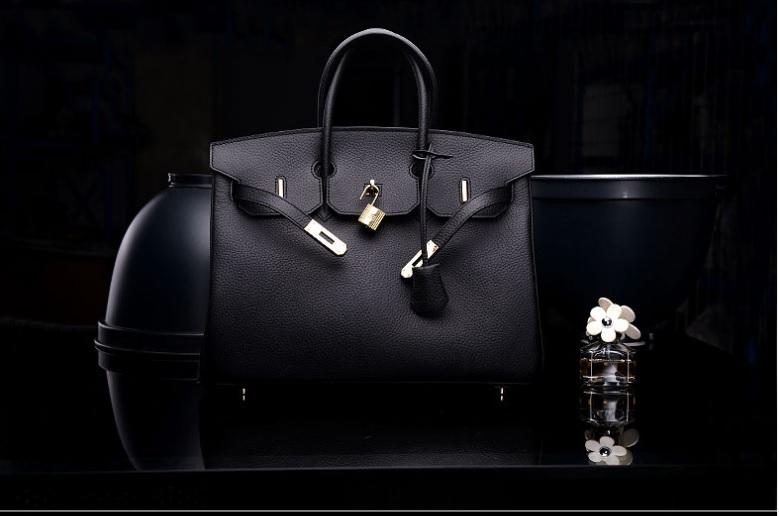 กระเป๋า hermes Birkin Size 30 Black