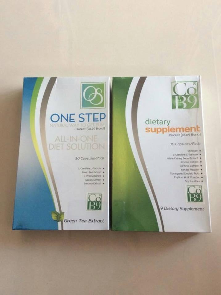 Co.B9 + One step