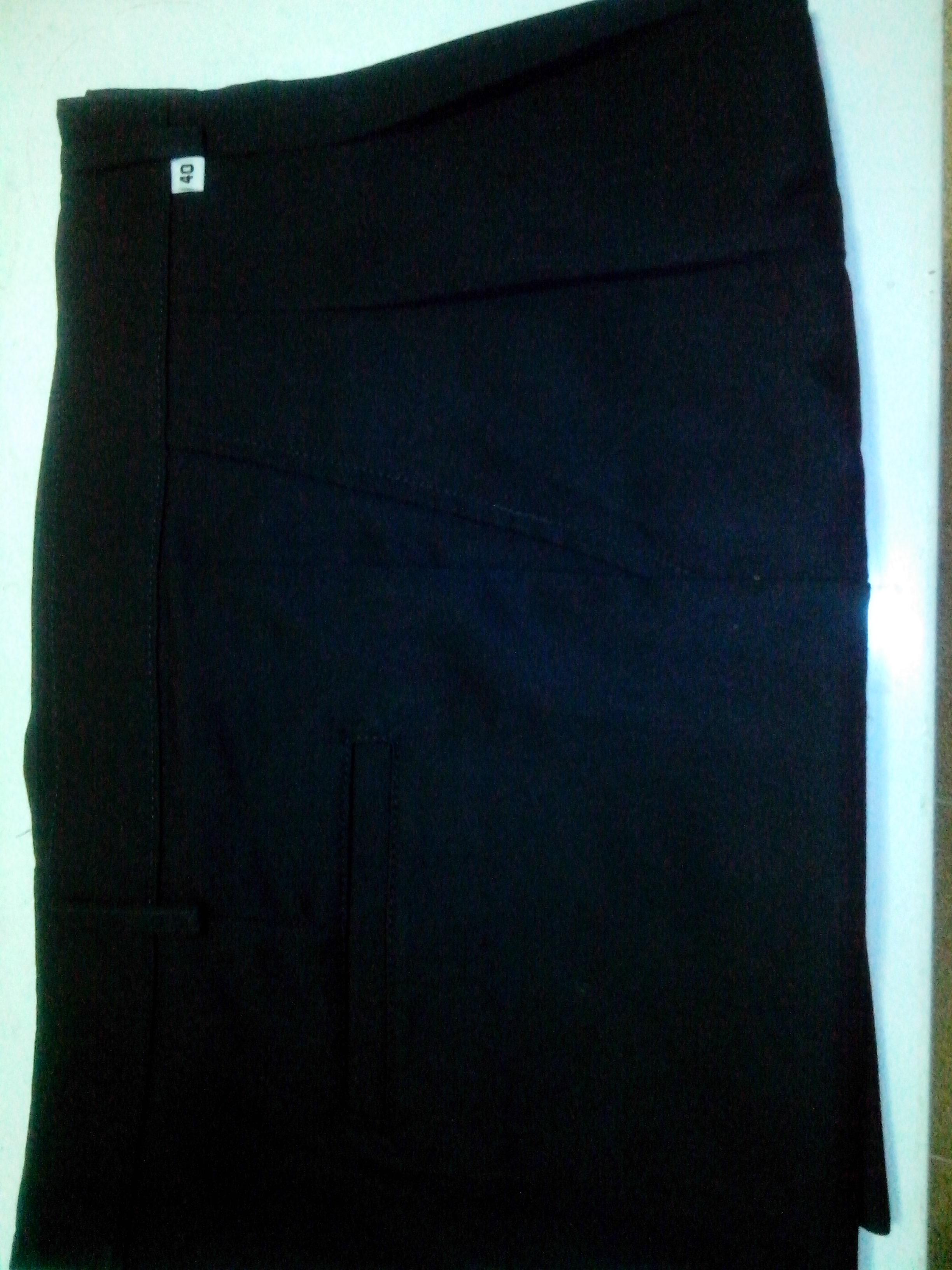 PA002 กางเกงสีดำ (กางเกงแสล็ค)