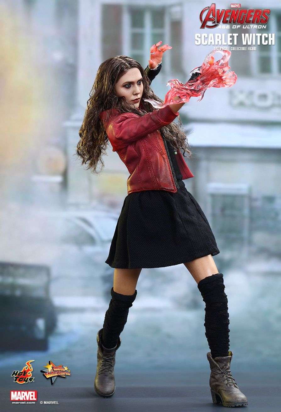 Hot Toys MMS301 AVENGERS: AGE OF ULTRON - SCARLET WITCH