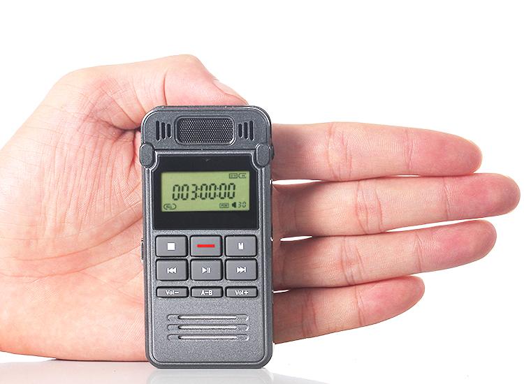 เครื่องบันทึกเสียง SK999 (8 GB)