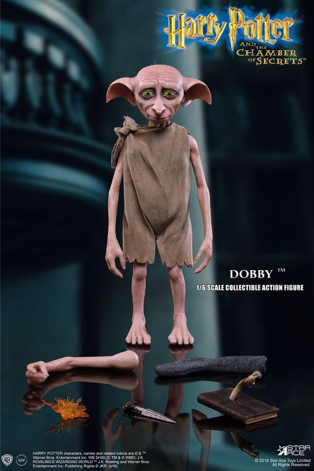 Star Ace SA0043 1/6 Dobby the House Elf