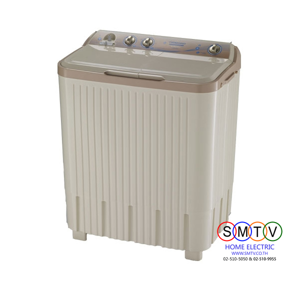 TRIMOND เครื่องซักผ้า 2 ถัง 12 KG รุ่น TWM-S120A จัดส่งฟรีกทม.และปริมณฑล