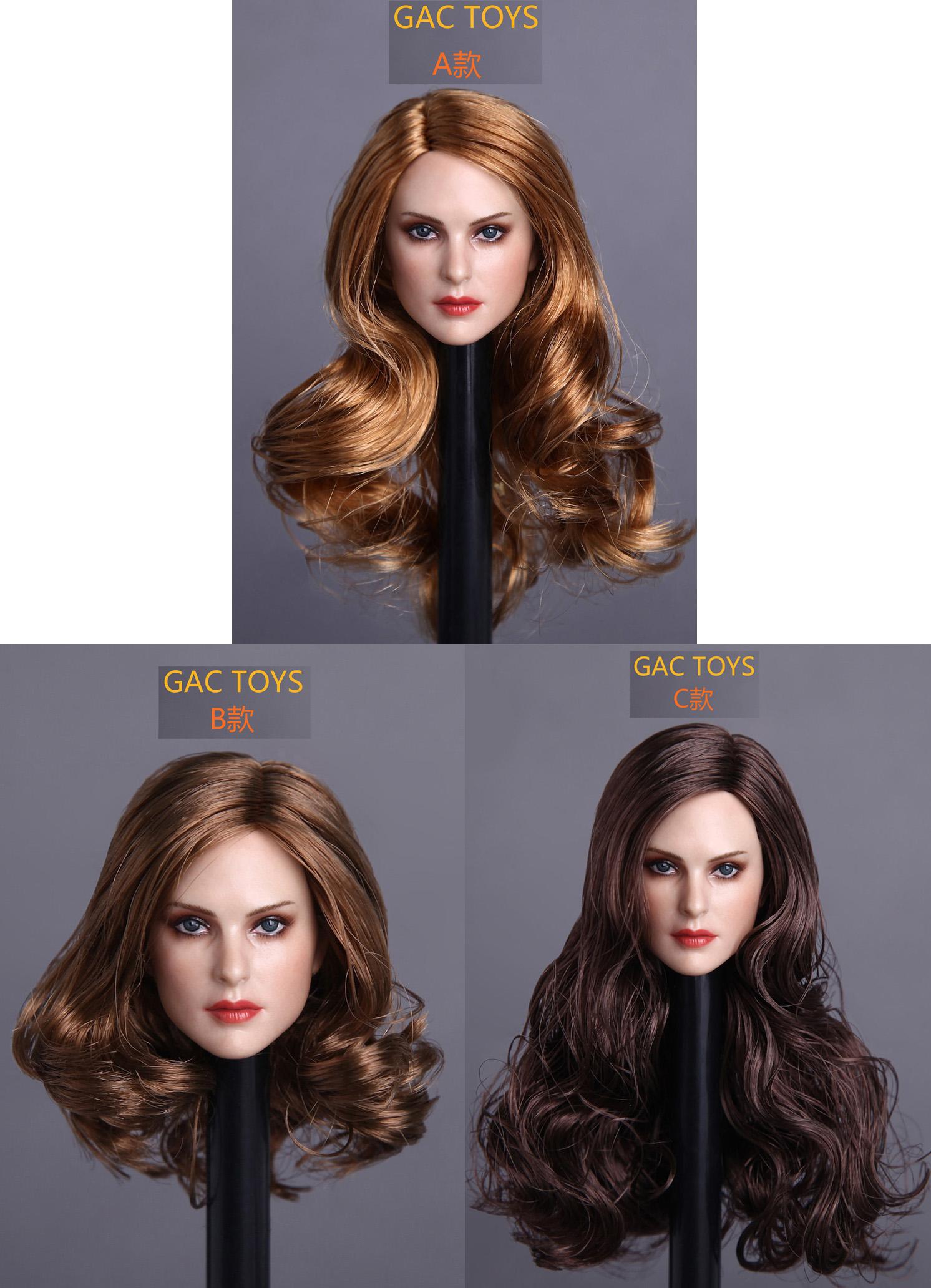 GACTOYS GC005A / GC005B / GC005C 1/6 American beauty