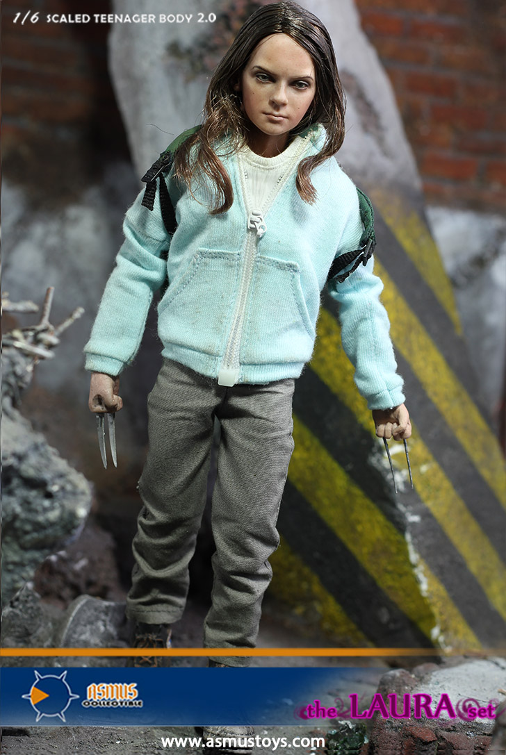 Asmus Collectible Toys CM002 + TEENBD02 The Laura