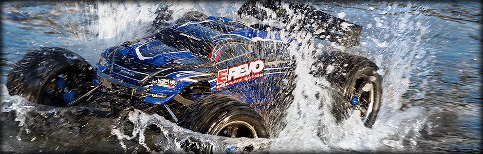 E-Revo Brushless Waterproof #56085