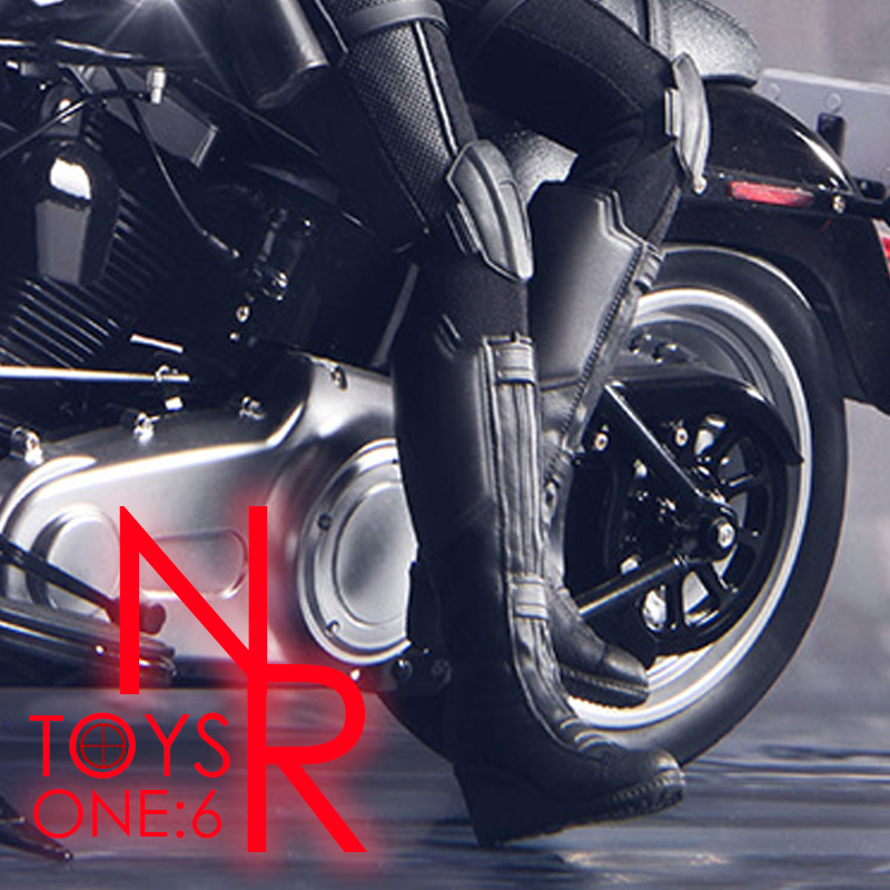 NRtoys NR02 Combat boots (variable booties)