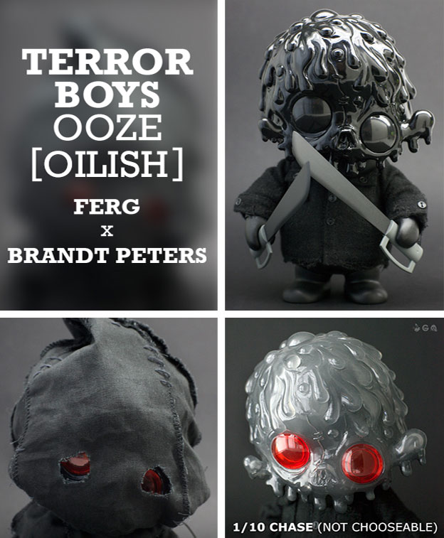 ThreeA Terror Boys Oilish