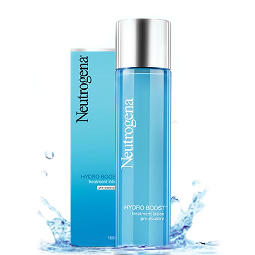 Neutrogena Hydro Boost Treatment Lotion - 150 ml. นูโทรจีนา ไฮโดรบูสท์ ทรีทเมนท์ โลชั่น