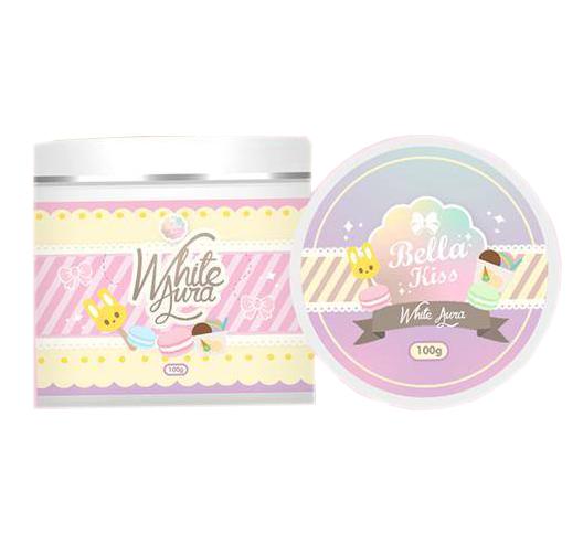 Bella Kiss White Aura เบลล่า คิส โสมออร่า ทาผิวขาว