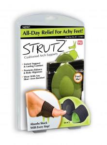 สายรัดเท้าเพื่อสุขภาพ Strutz