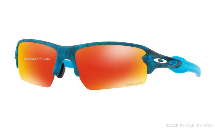 OAKLEY OO9271-29 FLAK 2.0 (ASIA FIT) AERO GRID COLLECTION