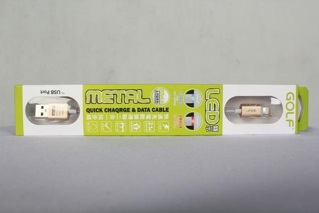 สายชาร์จ พรีเมี่ยม LED สำหรับ Iphone,Ipad