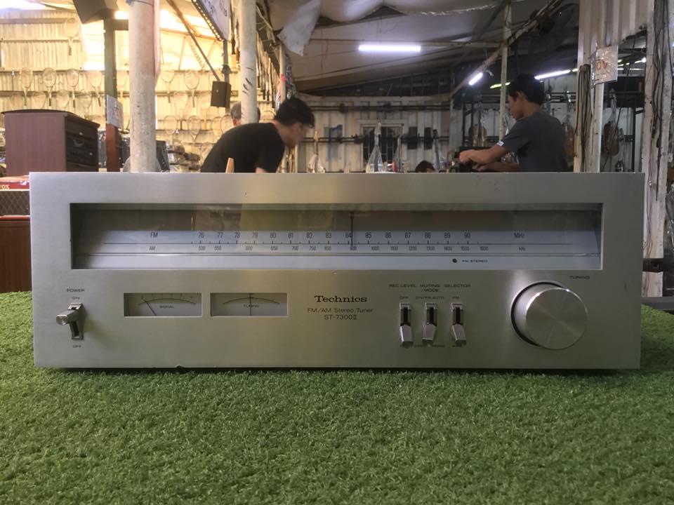 วิทยุ FM AM TECHNICS ST-7300 II