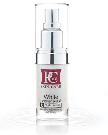 White booster Mask Night serum by Pcare Skin Care เซรั่มหน้าเด้งเร่งด่วน ขาวใส ตั้งแต่คืนแรกที่ใช้