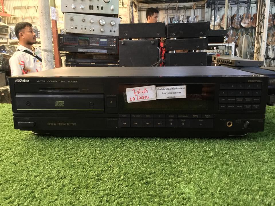 เครื่องเล่น CD VICTOR XL-Z311