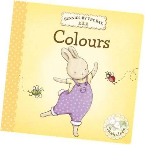 หนังสือเรียนรู้เรื่องสี / Bunnies By The Bay Touch and Learn : Colours (Elsie Attaberry)