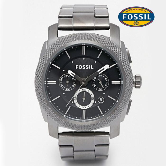 นาฬิกา FOSSIL FS4662 Men Watch Chronograph Stainless นาฬิกา Chronograph