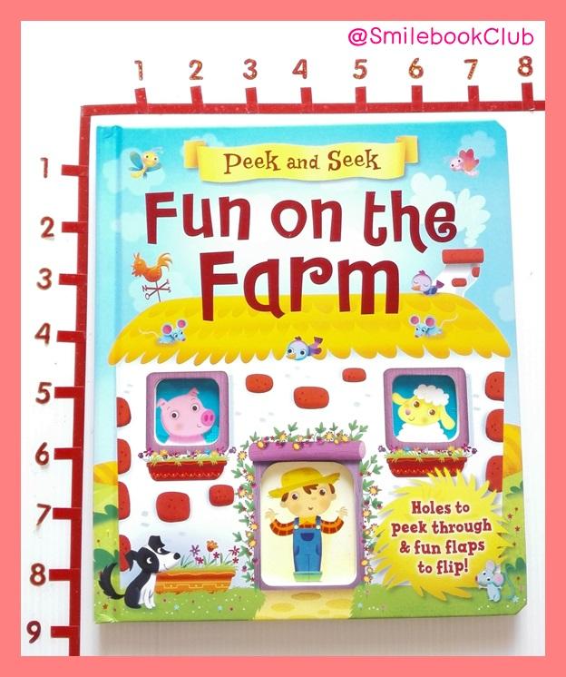 Fun on the Farm : Peek and Seek