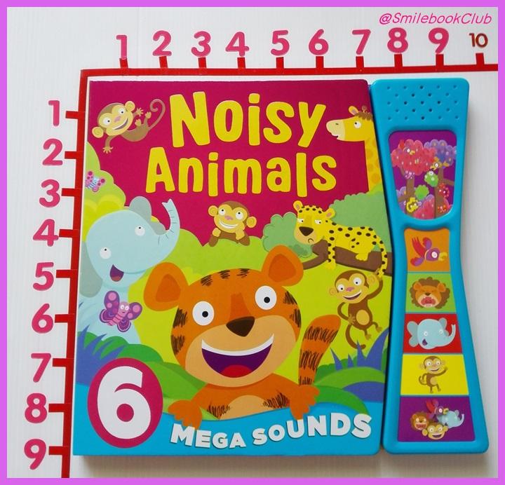 Noisy Animals (6 Mega Sounds)
