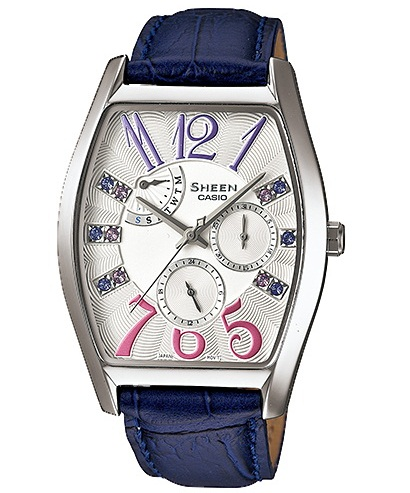 Casio Sheen รุ่น SHE-3026L-7A3DR