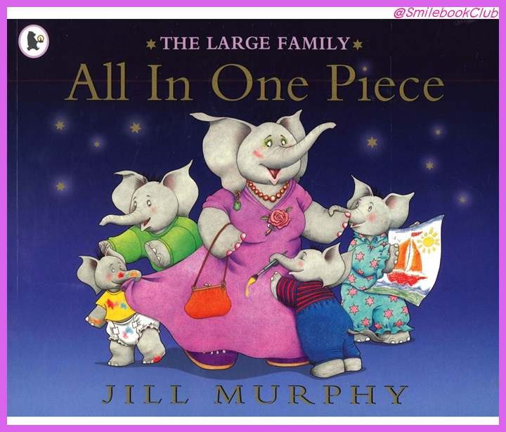 The Large Family : All In One Piece