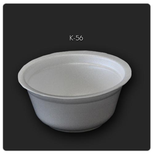 K-56 ถ้วยโฟมยูมีเล็ก