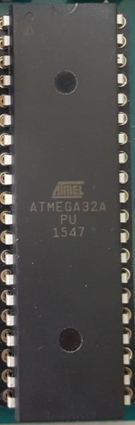 ATMEGA32A-PUตัวถังDIP40ขา