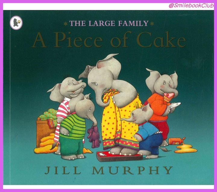 The Large Family : A Piece Of Cake
