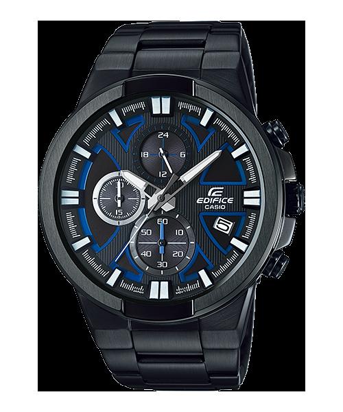 Casio Edifice Chronograph All Black Sport Watch รุ่น EFR-544BK-1A2V