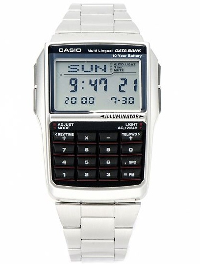 Casio Data Bank รุ่น DBC-32D-1AVDF
