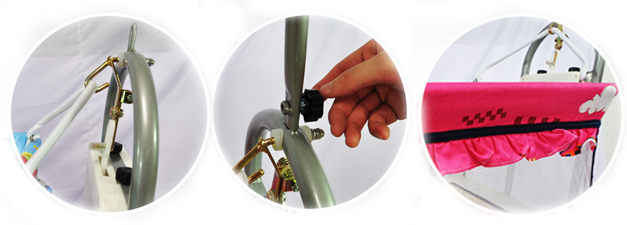 อุปกรณ์เปลไกวอัตโนมัติ Autoru รุ่น Standard
