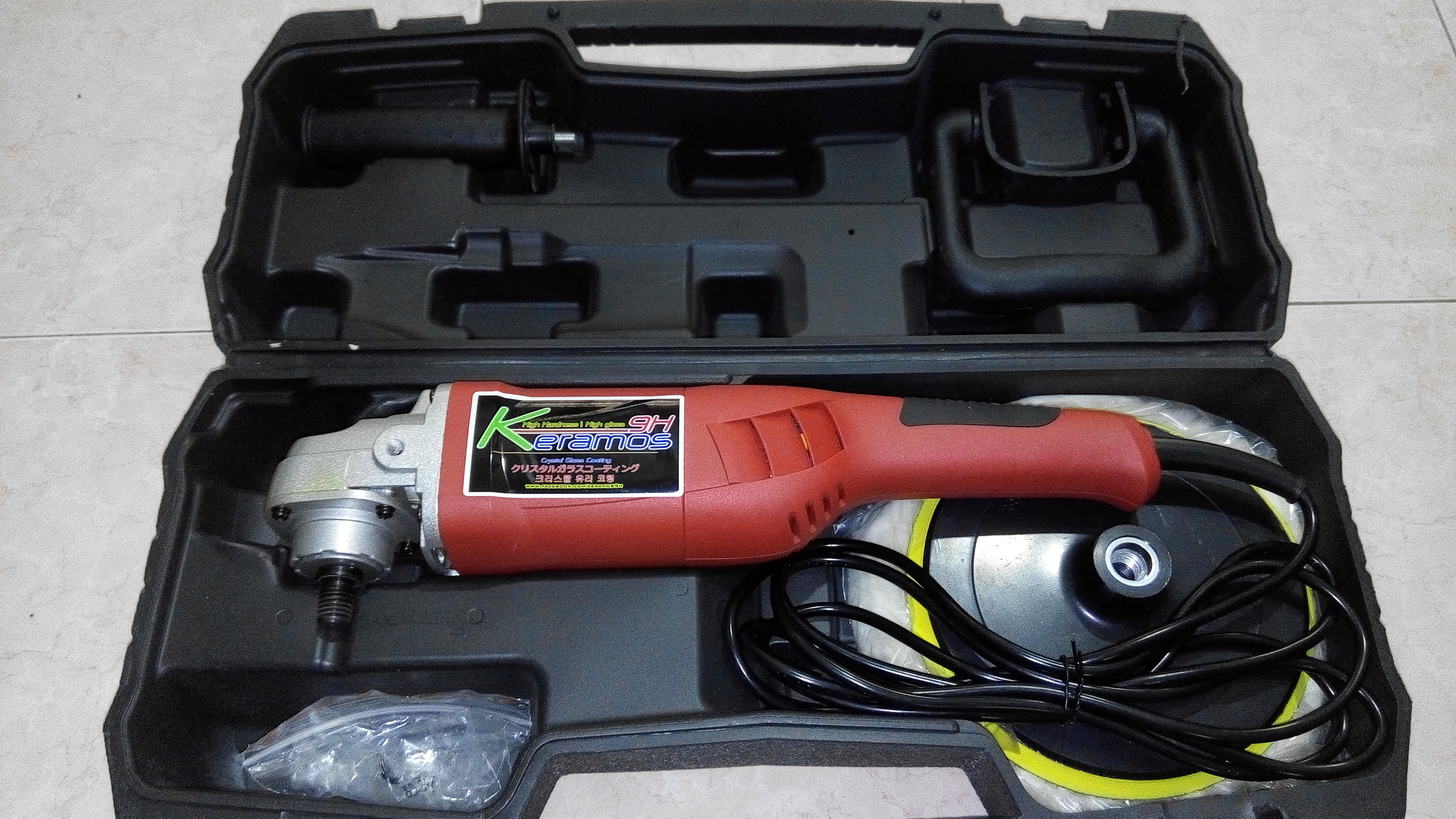 Keramos9H Electric Polisher