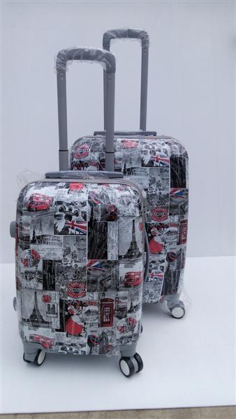 กระเป๋าเดินทาง 24 นิ้ว ลายตู้โทรศัพท์