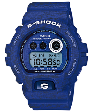 Casio G-shock Limited Heathered Color series รุ่น GD-X6900HT-2