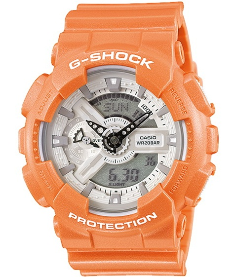 Casio G-Shock รุ่น GA-110SG-4ADR LIMITED MODELS