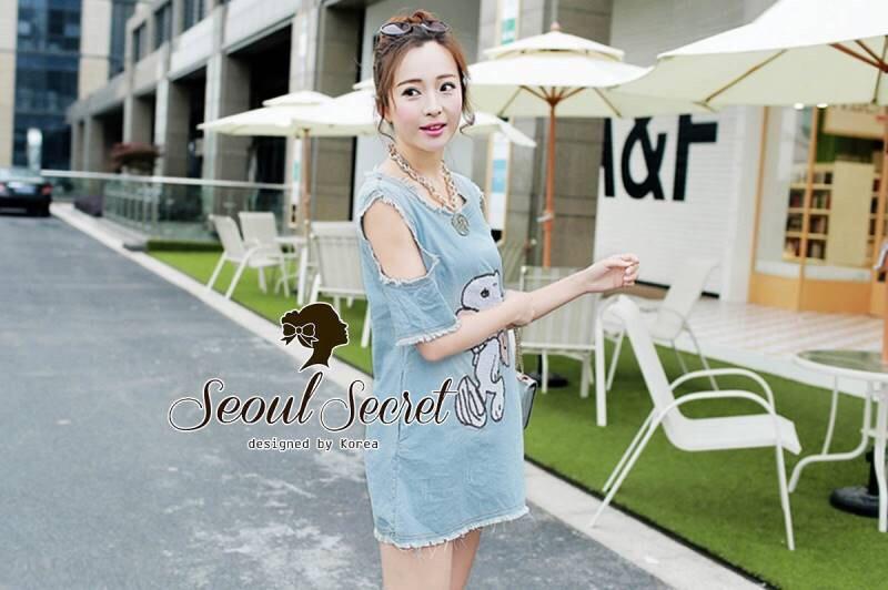 Seoul Secret Say's... We Love Snoopy