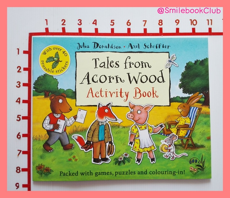 Tales From Acorn Wood : Activity Book