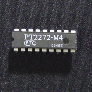 IC PT2272-M4 Remote Control Decoder