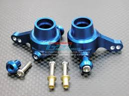 ALLOY FRONT KNUCKLE ARM SET - TT021