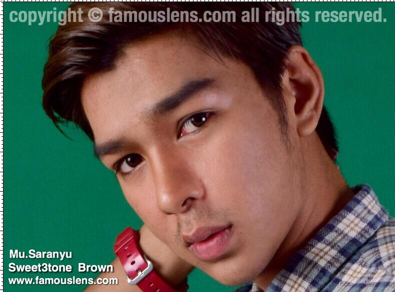 sweet3tone brown dia.14 คอนแทคเลนส์สีน้ำตาลธรรมชาติ สวย มีเสน่ห์ คอนแทคเลนส์ไซส์มินิ