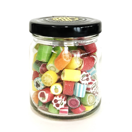 Standard Jar of Fruit Mix (120g. Jar)