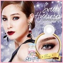 contact lens sweety plus mini hydrocor gray hidrocor คอนแทคเลนส์ มินิ ไฮโดรคอร์