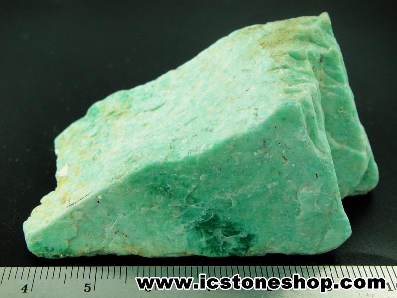 ▽อมาโซไนท์ (ฺAmazonite) ธรรมชาติ (81g)