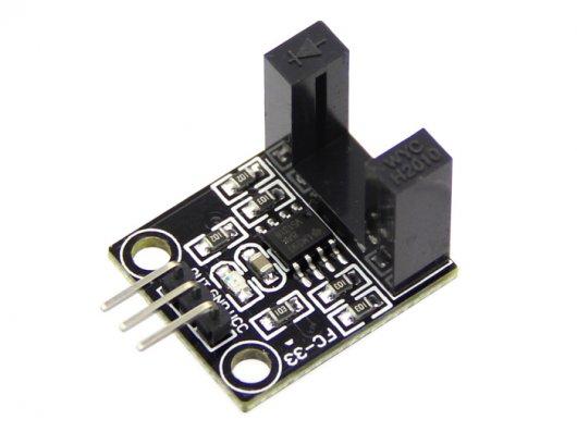 FC-33 Electric Motor Speed Sensor Module