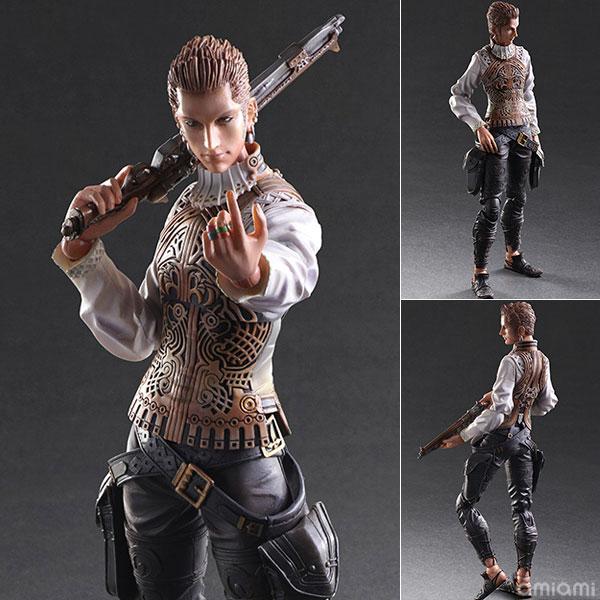 Play Arts Kai - Final Fantasy XII: Balthier(Pre-order)