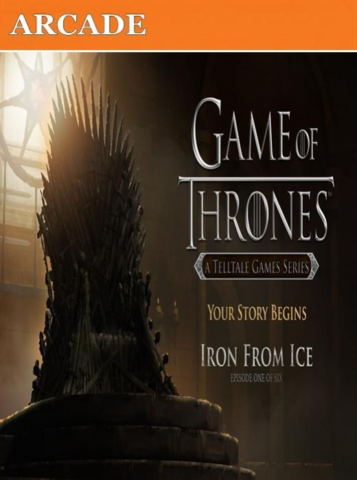 Game Of Thrones Ep1 Iron From Ice [XBLA][RGH]