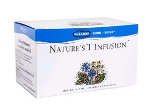 Nature Tea ชาสมุนไพรล้างสารพิษในผนังลำไส้ ช่วยในการระบาย แก้อาการท้องผูก ลดคลอเลสโตรอล