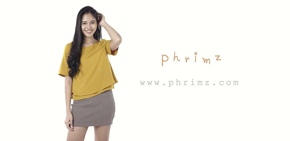 ชุดให้นมพริ้ม Phrimz