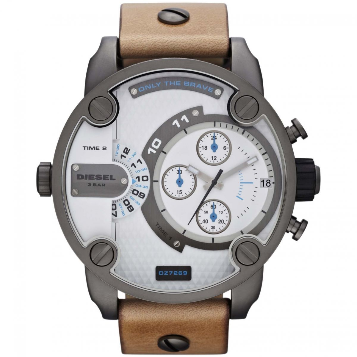 นาฬิกาผู้ชาย Diesel รุ่น DZ7269, Little Daddy Chronograph Men's Watch
